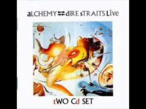 DIRE STRAITS 02 EXPRESSO LOVE ALCHEMY 1983