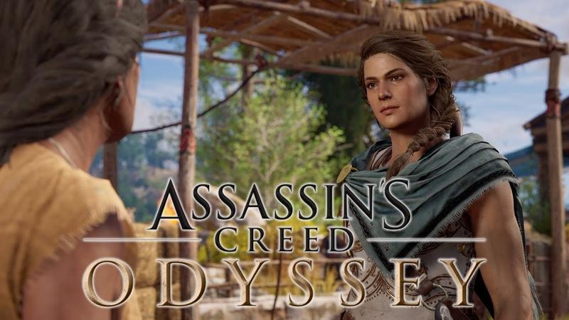 Assassin's Creed Odyssey Free Roam Gameplay (No Spoilers)