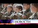 На Украине приглашают подростков в лагерь для юных диверсантов.