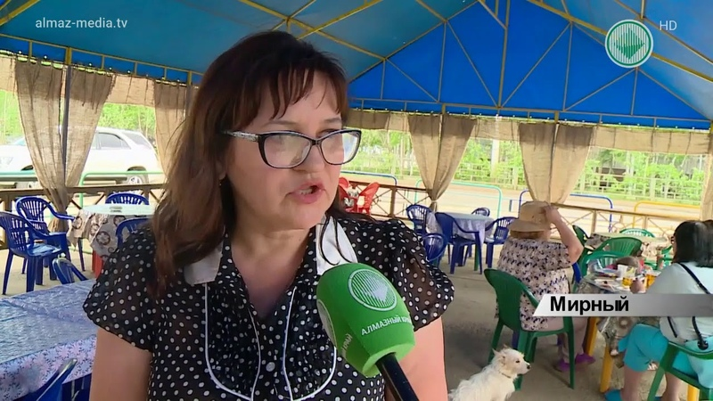 Летние кафе в Мирном проверили на соответствие санитарным нормам