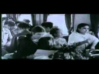 Паровозы и железная дорога в Баку. Архивное видео.