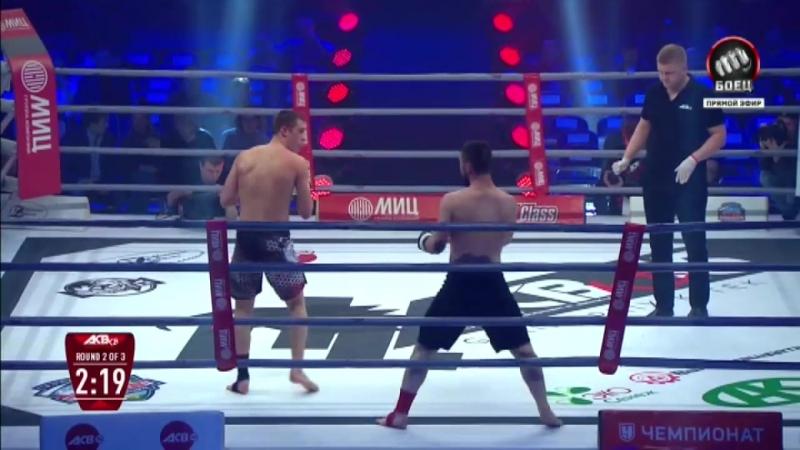 Вадим Апсит - Мансур Вадуев