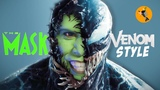 Jim Carrey as Venom Trailer - The Mask Venom Mashup