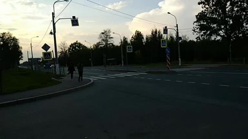 опасный переход на Кропоткинской