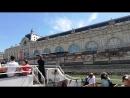 Париж прогулка на кораблике по Сене