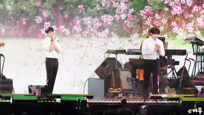 [PERF] 06.09.18 양요섭(Yoseop) X 산들(Sandeul) - 벚꽃엔딩 @ 2018 DMCF Concert