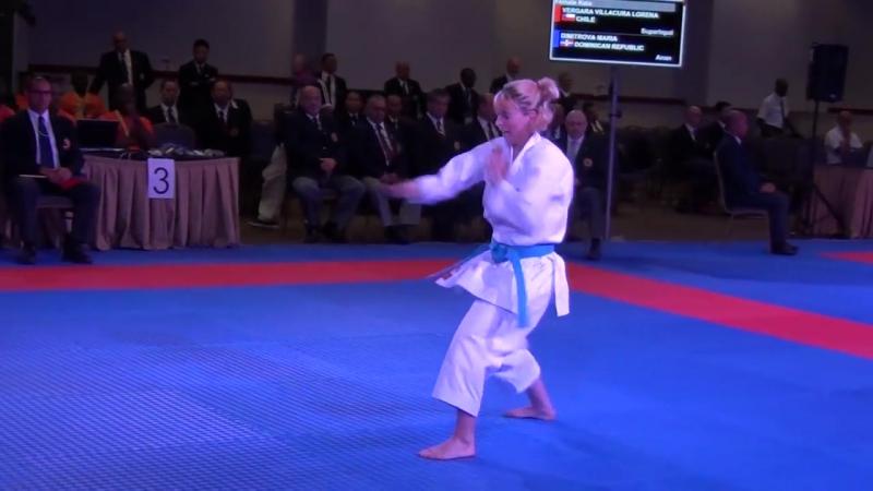 Maria Dimitrova - Anan - PKF 2017