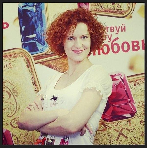 Актриса Татьяна Лянник