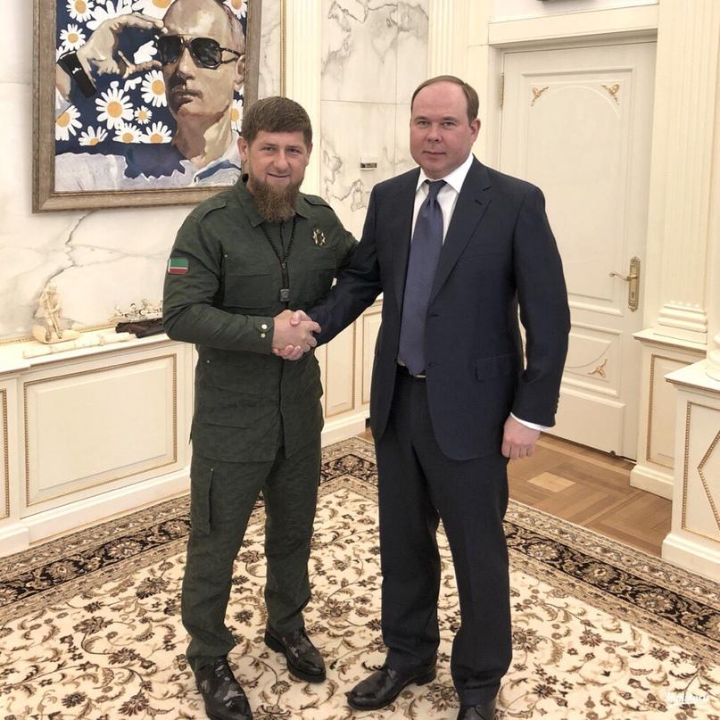 Рамзан Кадыров | Грозный