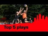 Top 5 Plays - 2014 FIBA 3x3 World Tour - Prague Masters