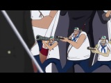 One Piece 687 русская озвучка OVERLORDS / Ван Пис - 687 серия на русском