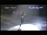 Johnny Weir Poker Face Ice Jeivelry 2009