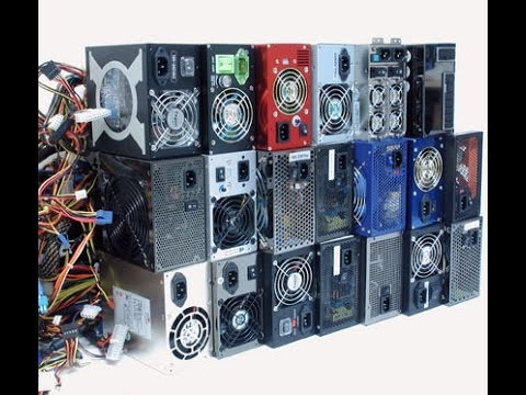 Ремонтирую компьютерные блоки