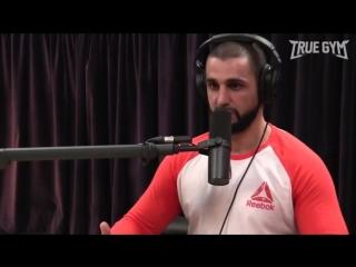 Качалка для бойцов _ Как тренироваться с железом в MMA и боксе