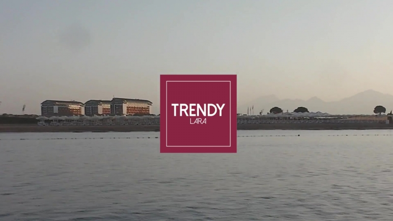 Вид на пляж Trendy Lara