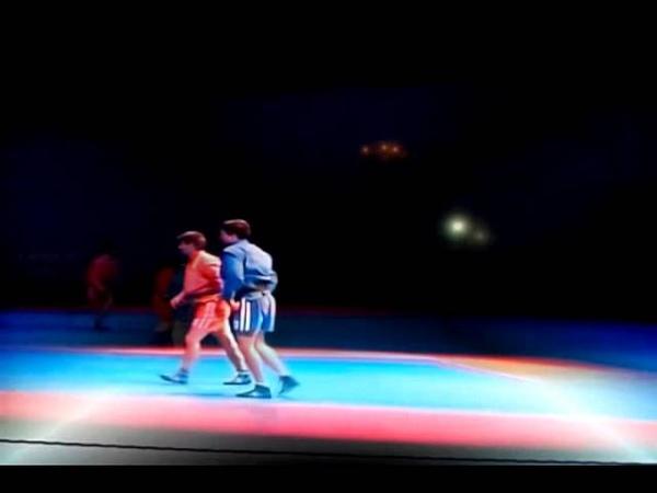 Démonstration de Sambo Sportif (Montauban)