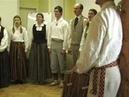 Tradīciju kopa Pērkonieši - Baltaitiņa jūru brida