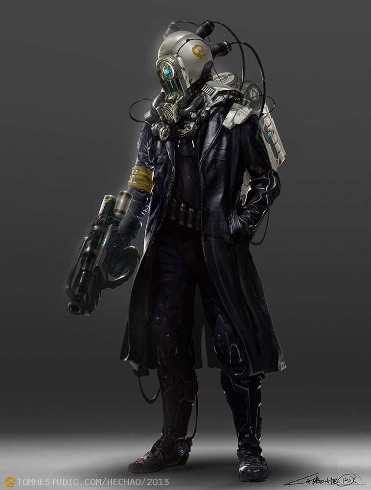 1000+ Images About Armor / Sci-fi On Pinterest