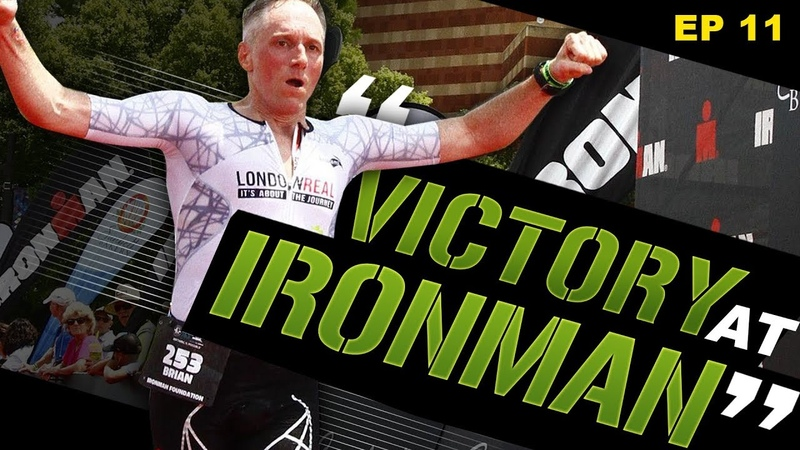 VICTORY AT IRONMAN Ironmind Episode 11 London Real