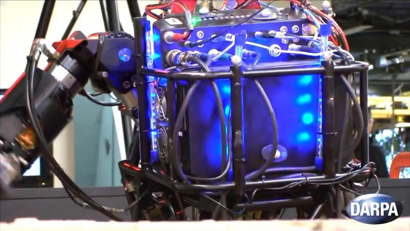 Darpa PetMan Robot - Complete info ( 720 X 1280 )
