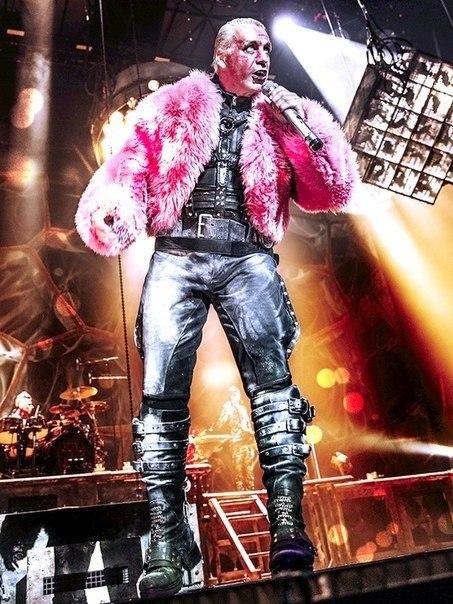 Мы пойдём на концерт Rammstein! | ВКонтакте