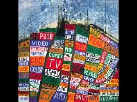 09. Climbing up the walls - Remix (Radiohead - OK computer)