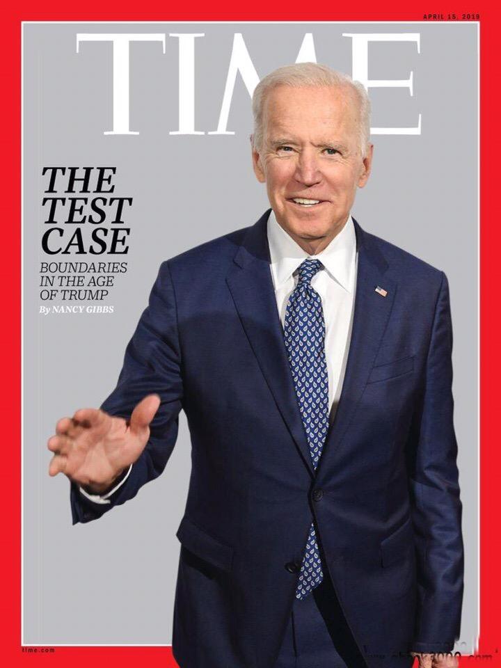 Time USA - April 16, 2019