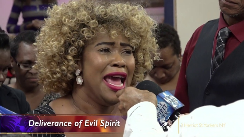 SHOCKING - Woman was married to the wrong Husband Prophet Ed CitronnellI