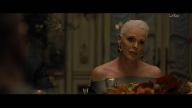 Встреча Ивана Драго со своей бывшей женой Людмилой. Отрывок/момент из фильма Крид 2 (Creed 2)