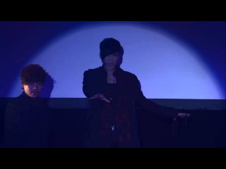 HD  SS501 Park Jung Min (ROMEO) - Give Me Your Heart (Midnight Theatre DVD)