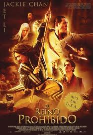 The Forbidden Kingdom (El Reino Prohibido)