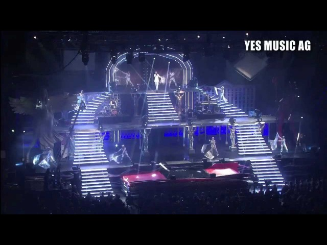 DJ BoBo HERO OF THE NIGHT Dancing Las Vegas The Show Live In Berlin DVD:Blue Ray