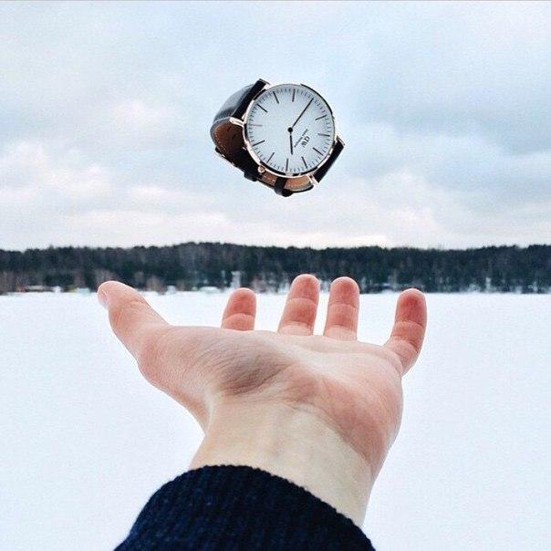Проблема в том, что вы думаете, будто у вас есть время.