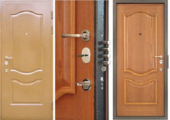 Входные стальные двери Гардиан