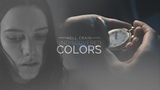 Nell Crain Undiscovered Colours The Haunting Of Hill House