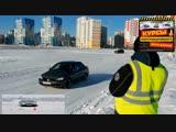 Повышение уровня вождения водителей в городе Пенза. Контраварийная подготовка.