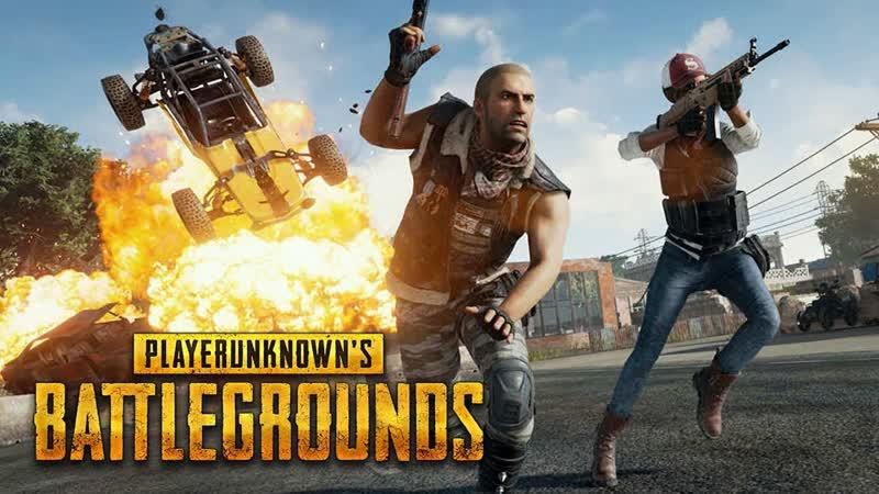 PUBG Разваливаем кабины в PlayerUnknown's BattlegroundsПУБГПАБГ