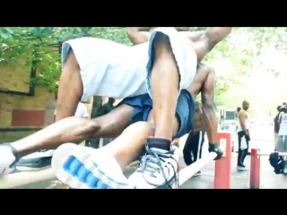 Hostage media presents b-xtremes n.b.x.a. athletes team rocc, team wingate, bea
