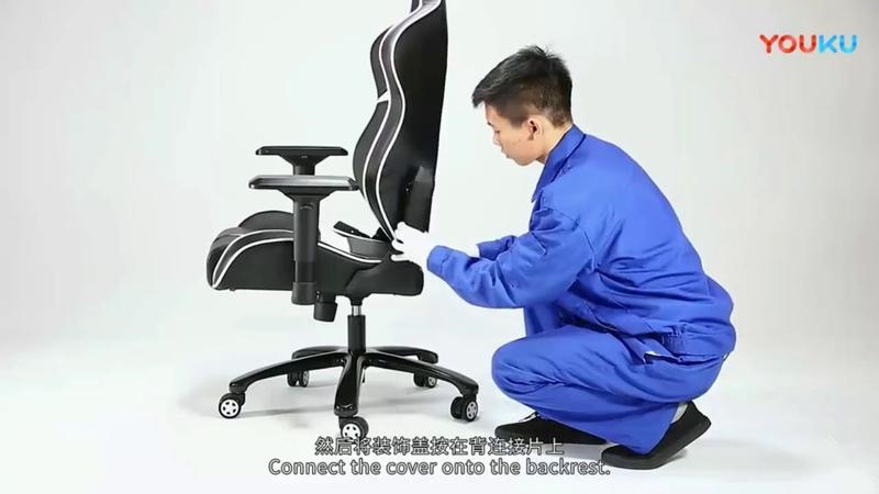 Hướng dẫn lắp ghế game nhập khẩu - Nội thất Đăng Khoa