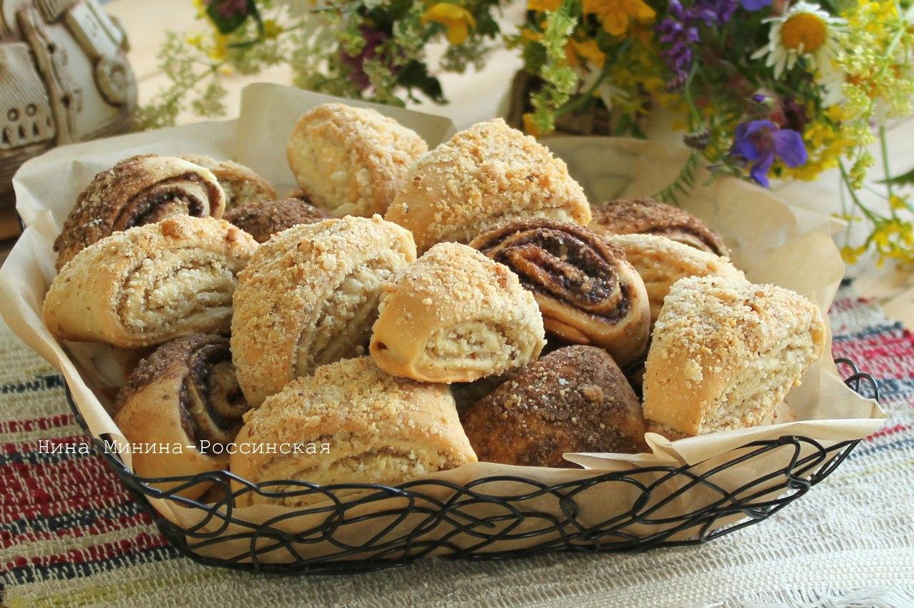 Рецепт печенье гата