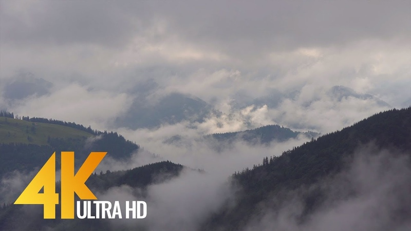 Hiking in the Carpathian Mountains. Ukraine - 4K Nature Documentary Film