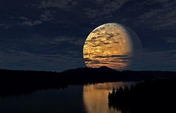 Факты о Луне, которые не могут объяснить современные ученые
