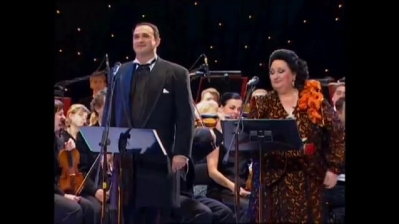 Vladimir Grishko Montserrat Caballe - Lippen Schweigen