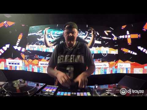 DJ Trayze 2016 Red Bull 3Style World DJ Championships Qualifier