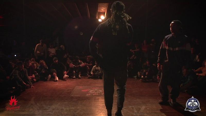 Popcity UK vol.4 HipHop Top 8 Regis vs Evion | Danceproject.info