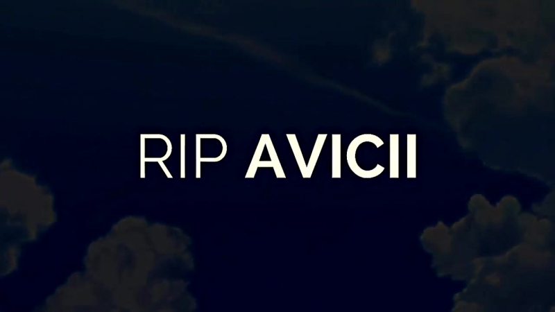 [AMV] WAKE ME UP [RIP AVICII]