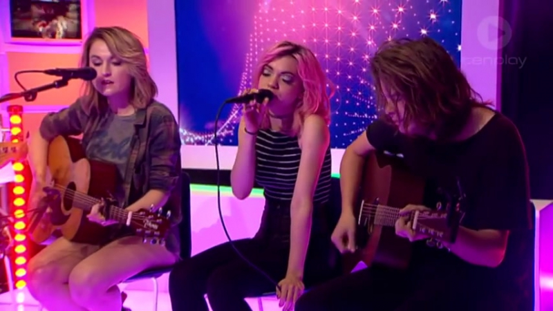 Hey Violet - Guys My Age (LIVE on The Loop)