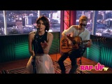 Leah LaBelle Performs 'Mr. Scissors' for Rap-Up Sessions