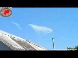 Новости сегодня 31 07 14 Мелитополь  Самолет применил Тепловые ловушки!!! Новости Украины сегодня