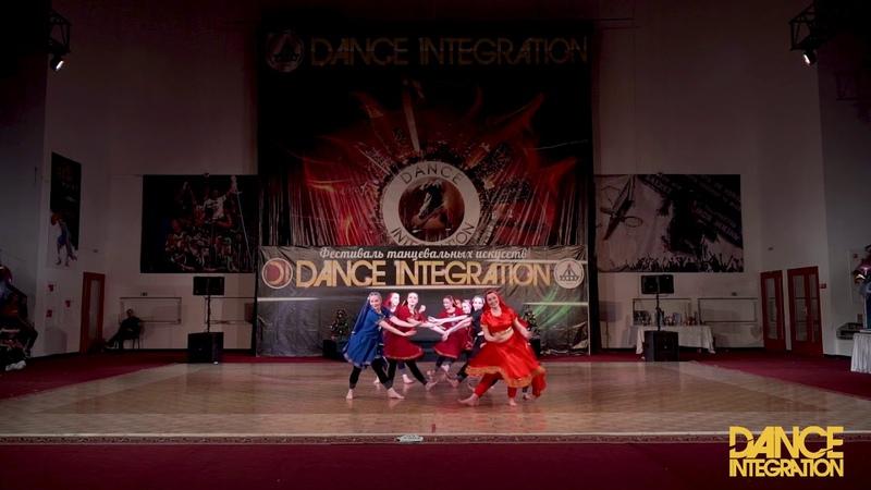 Dance Integration 2018 3002 Мечты о Болливуде ArtDance Сыктывкар